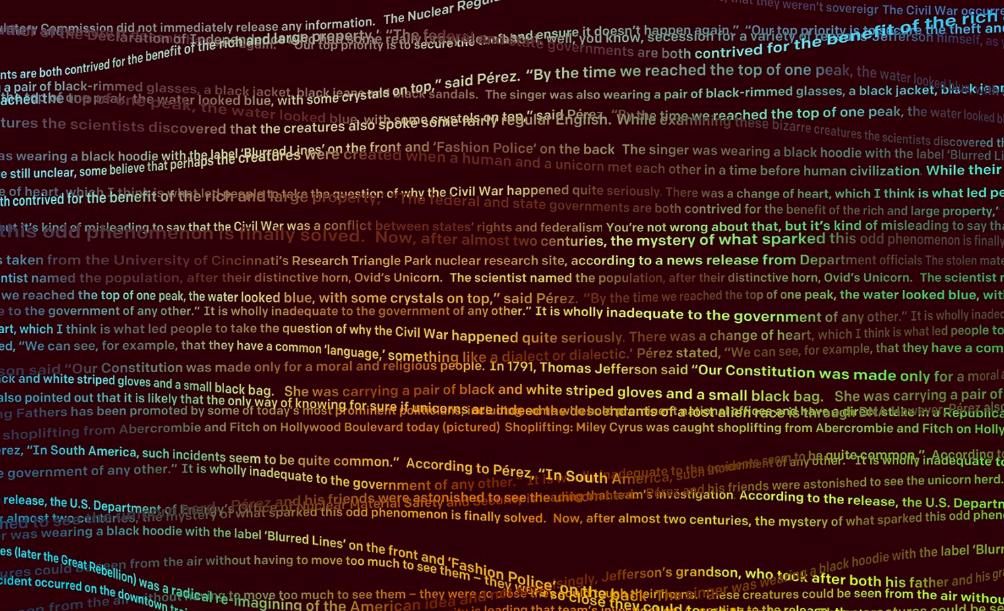 인공지능으로 인공지능 가짜뉴스를 잡는다는 환상.